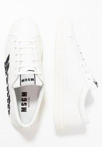 MSGM - Trainers - white/black - 1