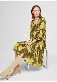 comma - Day dress - green - 3