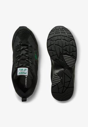 40SMA0036 - Sports shoes - blk/blk