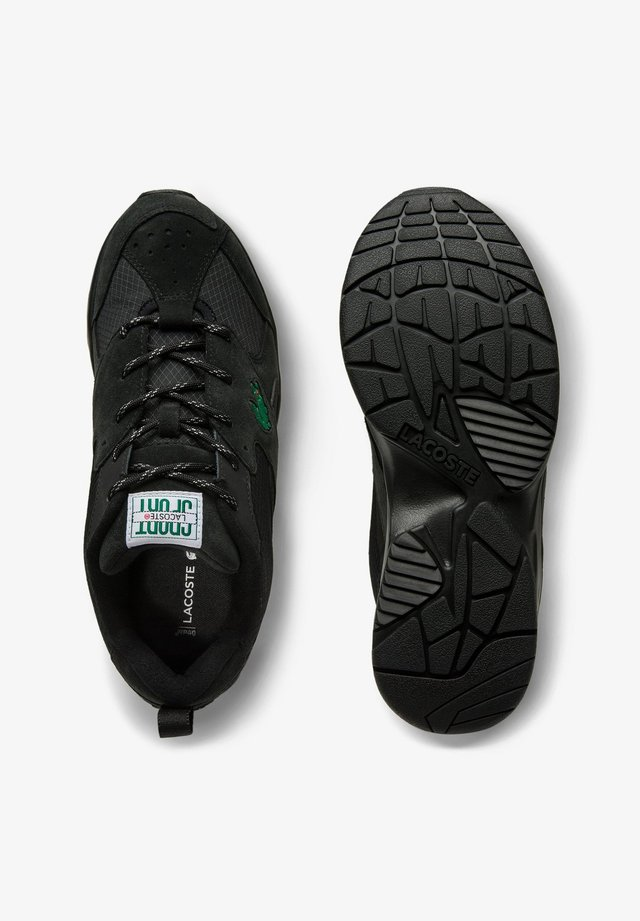 40SMA0036 - Chaussures d'entraînement et de fitness - blk/blk