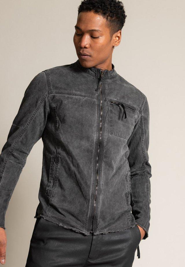 Denim jacket - grey used