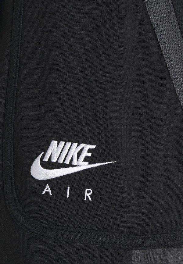 Nike Sportswear Spodnie treningowe - black/smoke grey/czarny Odzież Męska HQTD
