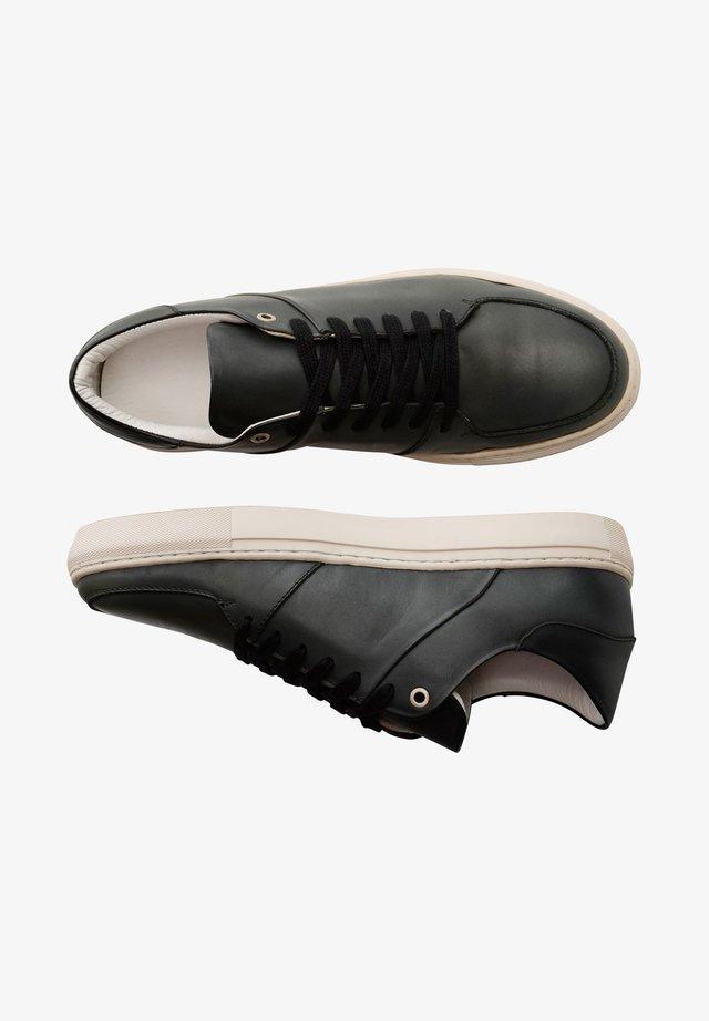 Sneakers laag - black darkgrey
