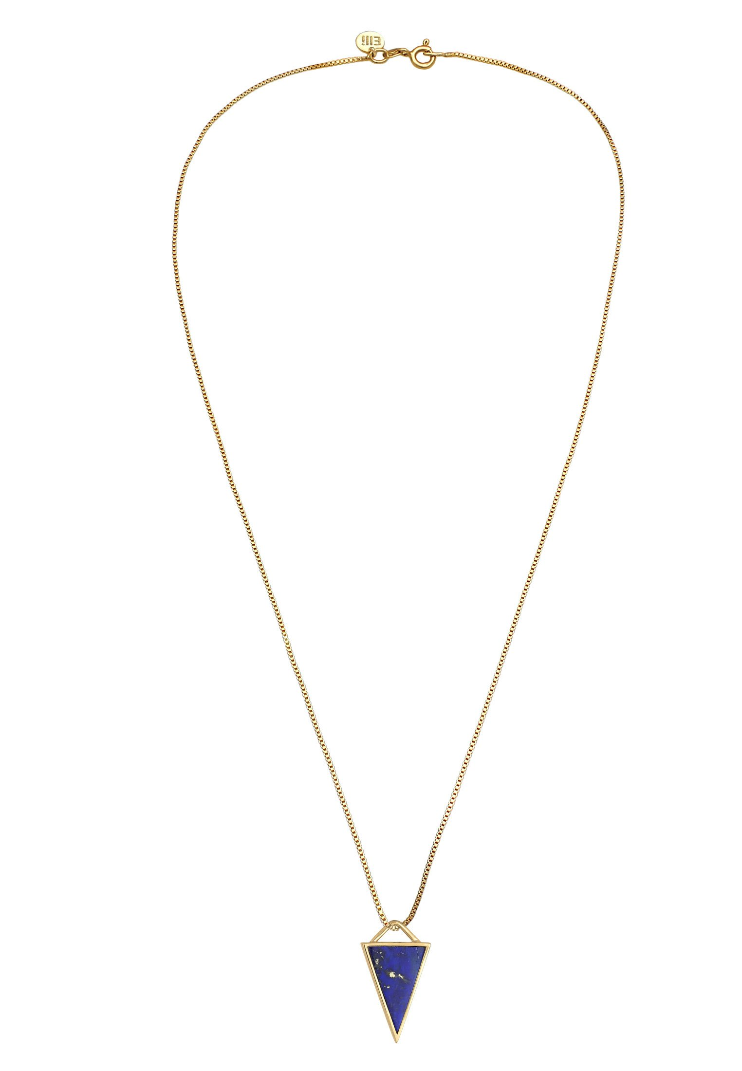 Femme Triangle - Collier