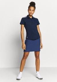 adidas Golf - ULTIMATE ADISTAR SKORT - Sportovní sukně - tech indigo - 1
