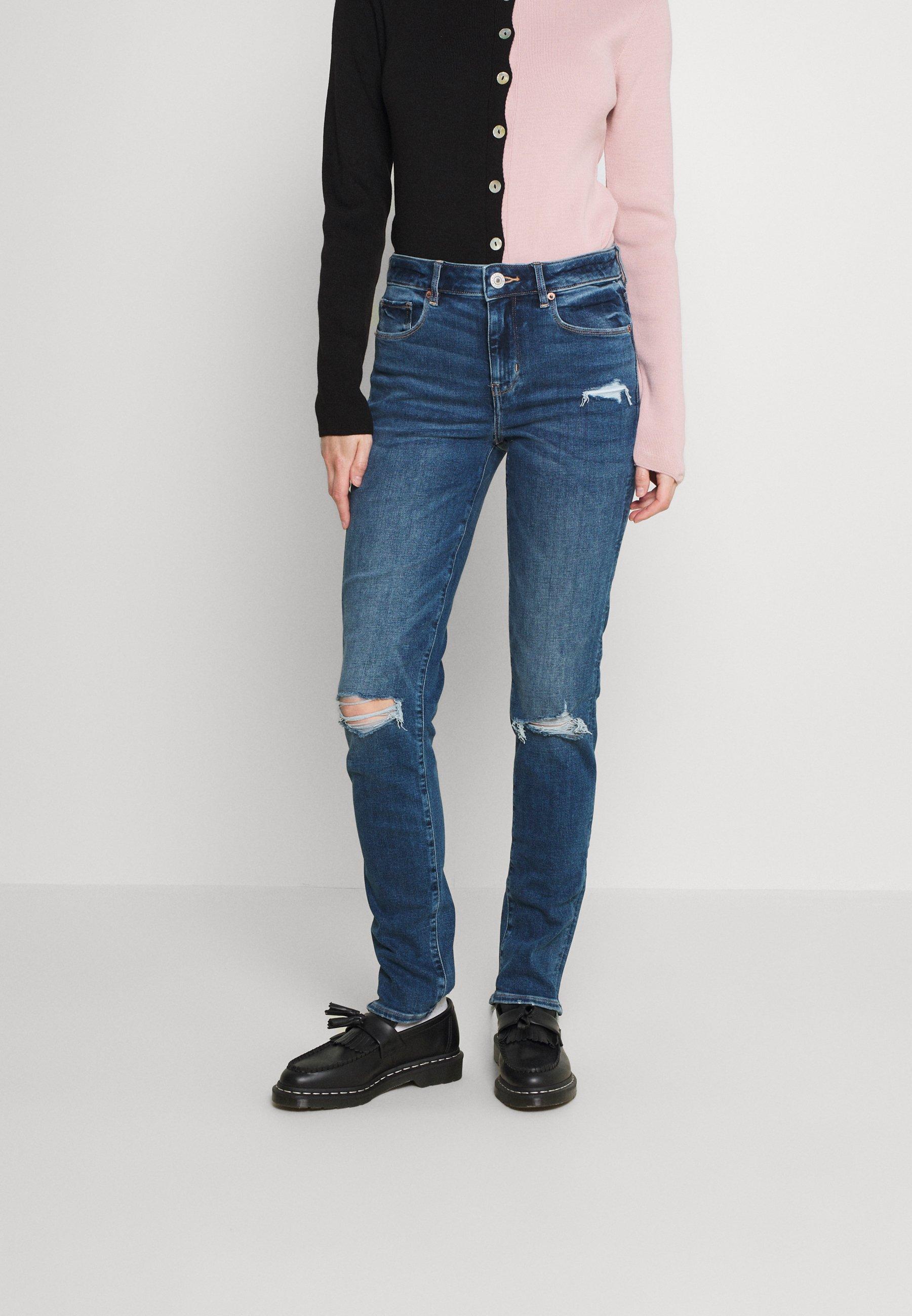 Women HI RISE - Jeans Skinny Fit