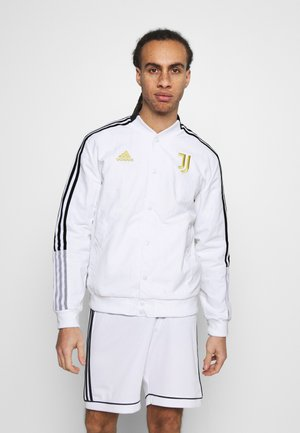 JUVENTUS TURIN BOMBER - Club wear - white/black