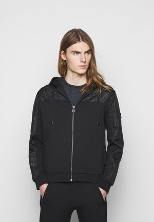 STANELY - Sweatjacke - black
