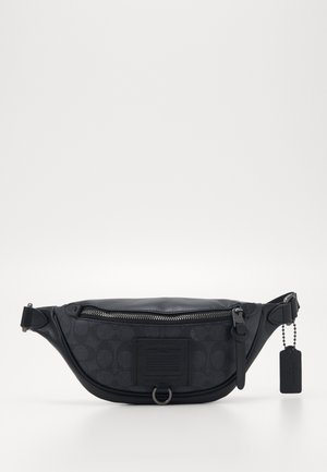 SIGNATURE RIVINGTON BELT BAG - Marsupio - charcoal