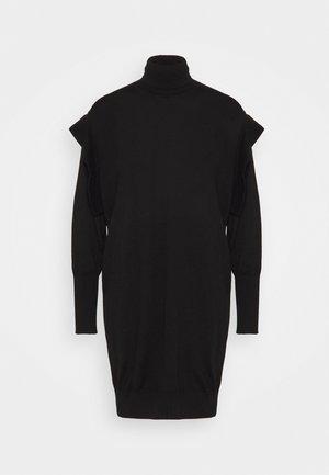 LIMONE - Jumper dress - nero