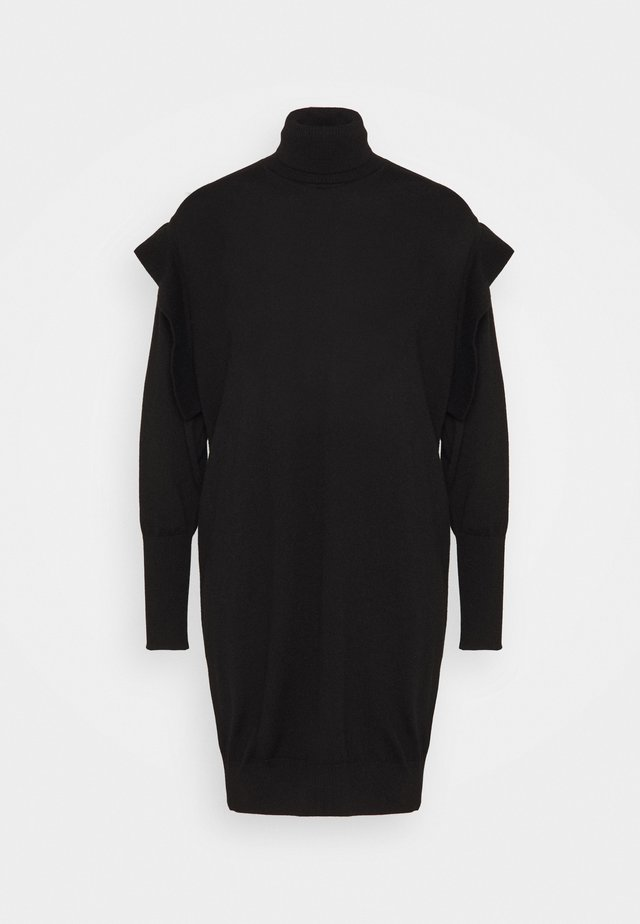 LIMONE - Jumper dress - nero