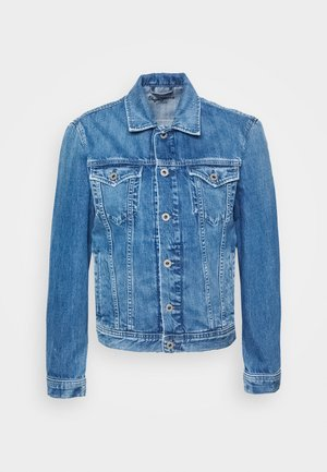 ROSE JACKET - Kurtka jeansowa - denim