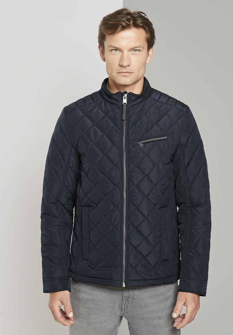TOM TAILOR - Light jacket - sky captain blue