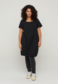 Zizzi - Day dress - black - 1