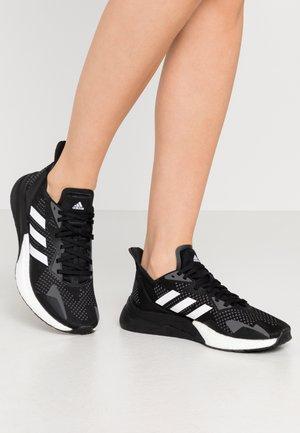 X9000L3 - Trainers - core black/footwear white/glow grey