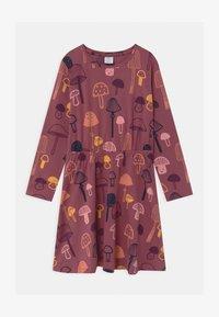 Lindex - MINI MUSHROOM - Sukienka z dżerseju - pink - 0