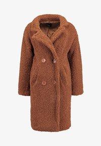 Even&Odd - Zimní kabát - ginger bread - 3