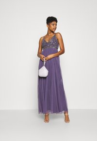 Lace & Beads - LEXI  - Occasion wear - mulled grape - 1