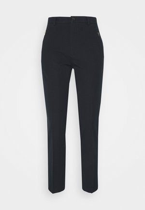 TROUSERS POLLY POCKET - Trousers - dark blue