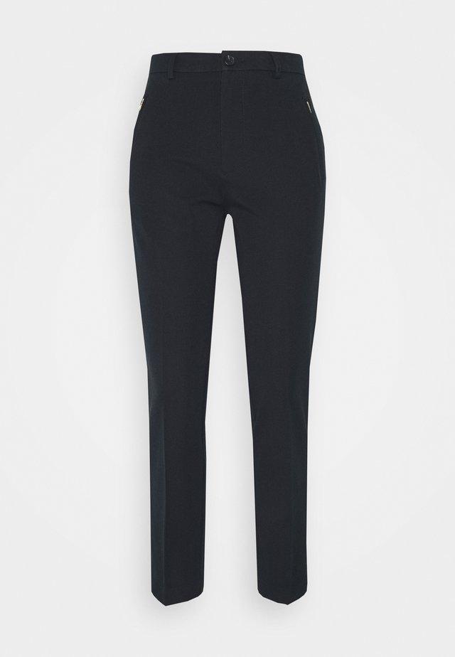 TROUSERS POLLY POCKET - Pantaloni - dark blue