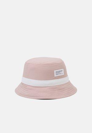 SEASONAL BUCKET HAT UNISEX - Sombrero - light pink