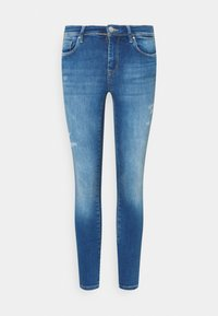 ONLY Petite - ONLSHAPE LIFE - Jeans Skinny Fit - light blue denim - 4