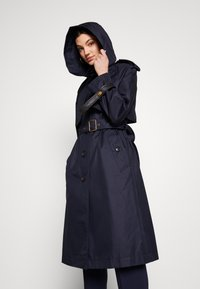 Coach - HOODED - Trenchcoat - raven blue - 3