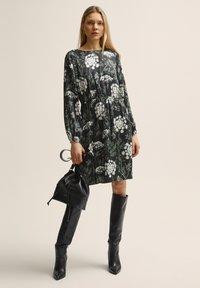 STOCKH LM - Day dress - flower print - 1