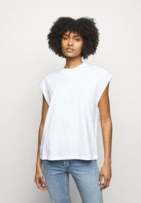 House of Dagmar - MAGGIE - Print T-shirt - white - 0
