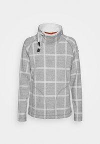 Luhta - HAUKKALA - Sweatshirt - light grey - 4