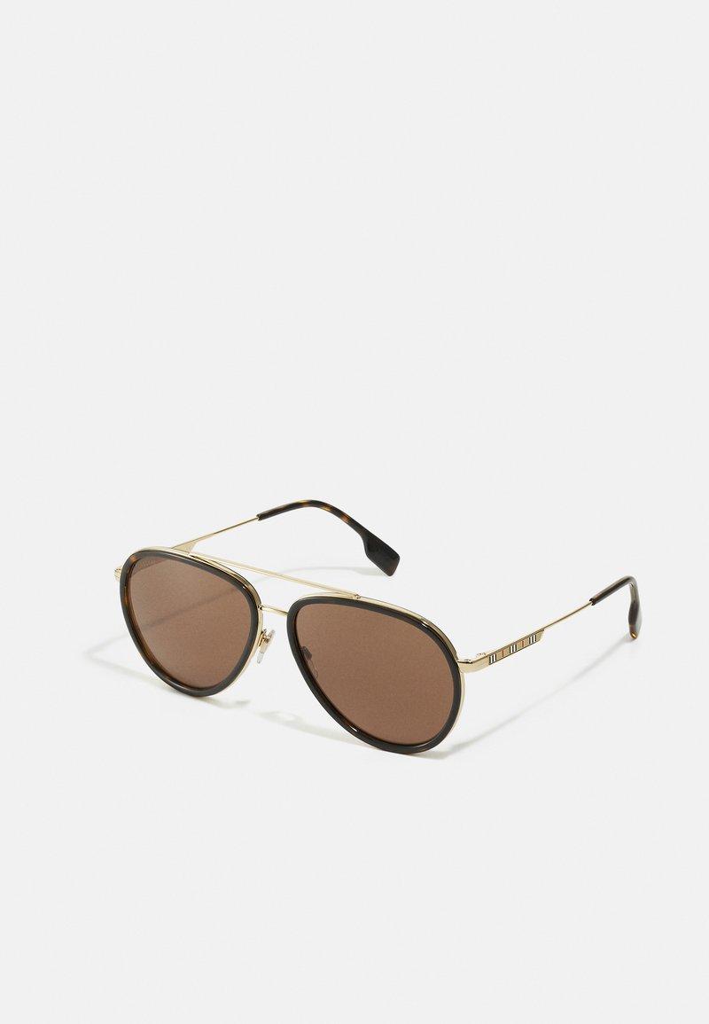 Burberry - UNISEX - Sluneční brýle - gold-coloured
