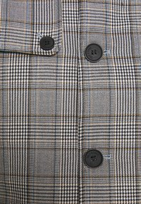 Only & Sons - ONSARCHER CARCOAT  - Trenchcoat - black/checks - 5