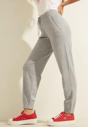 BASIC PANT - Tracksuit bottoms - grau