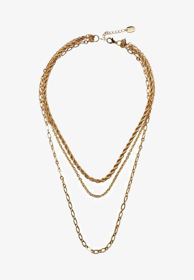 CHRISTIE - Necklace - oro