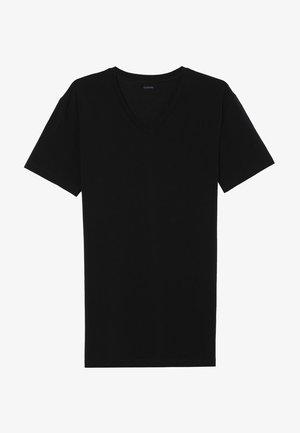 T-shirt - bas - nero