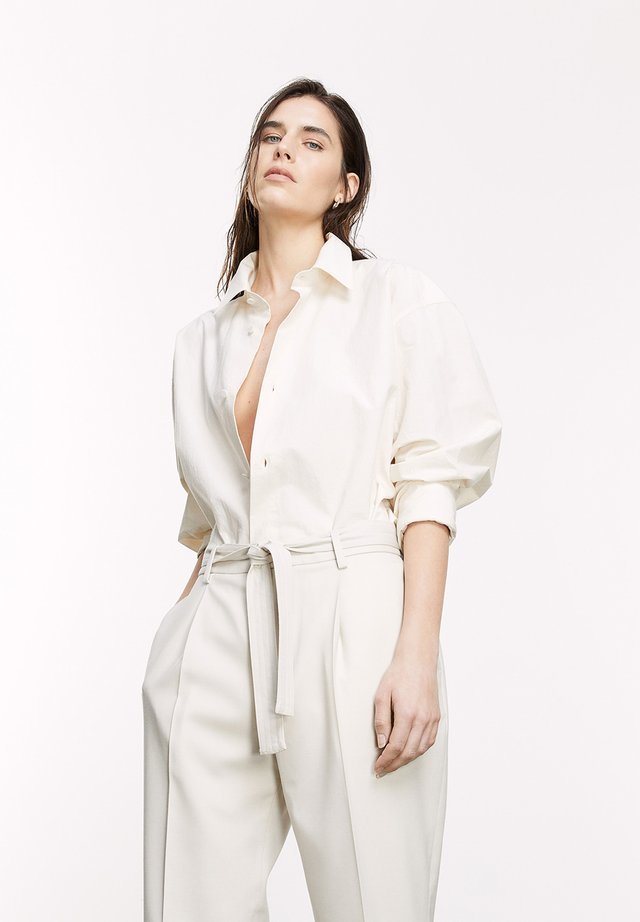 GRAND COL CLASSIQUE - Koszula biznesowa - beige