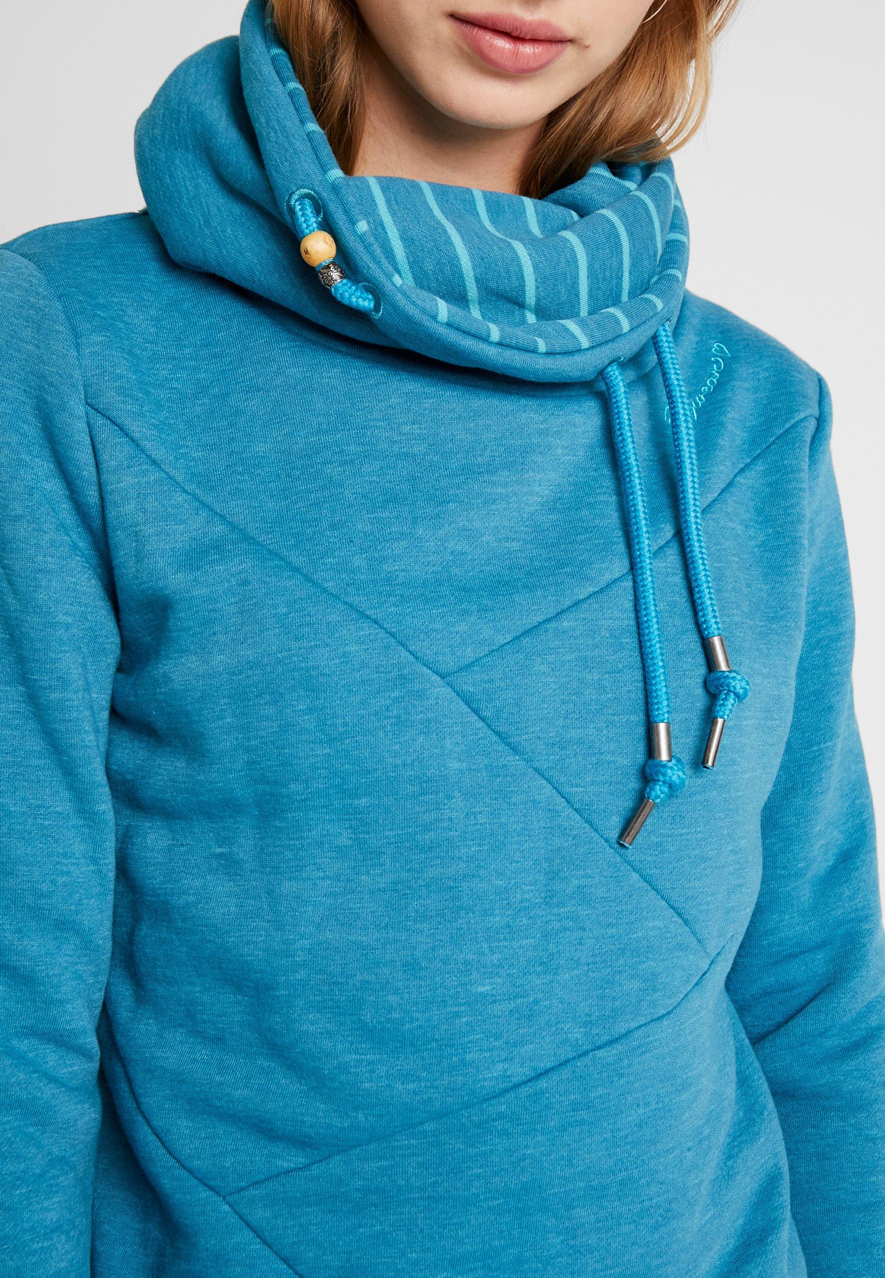 Ragwear Viola - Hoodie Blue