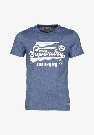Print T-shirt - météorite