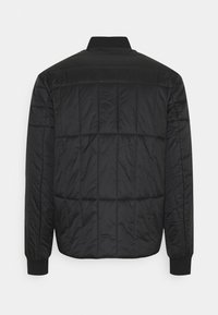 Calvin Klein Jeans - QUILTED LINER JACKET - Giubbotto Bomber - black - 1