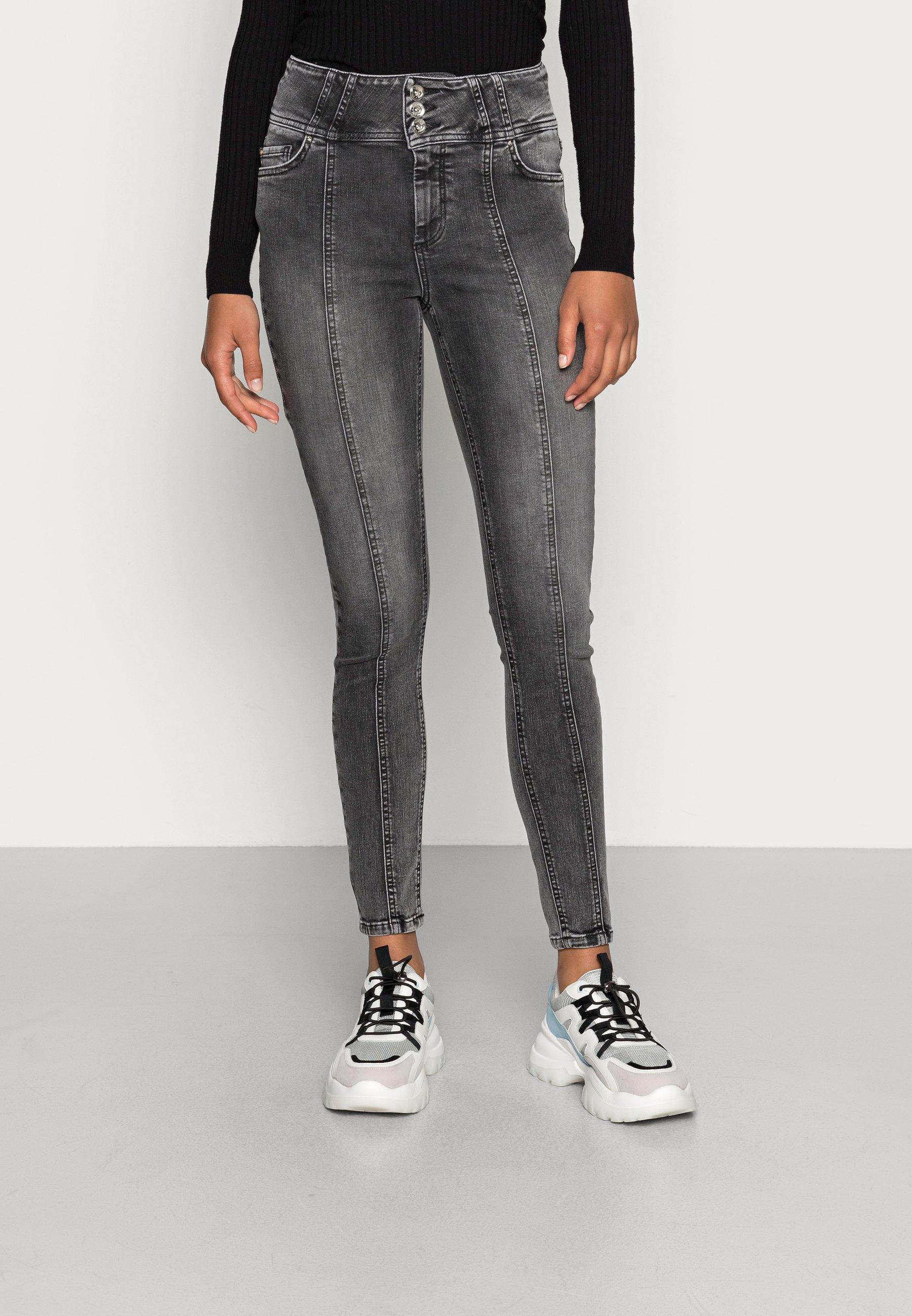 Women ONLBLUSH LIFE WIDE - Jeans Skinny Fit