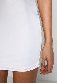 Ellesse - FLERES - Vestido de tubo - silver - 3