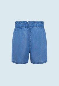 Pepe Jeans - Džínové kraťasy - bleach blue - 1