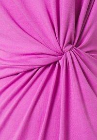 EDITED - FAITH DRESS - Jersey dress - bodacious pink - 2