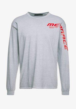 Maglietta a manica lunga - ice grey
