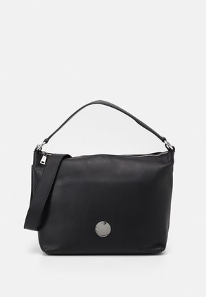 UNICO DALIA HOBO - Handbag - black