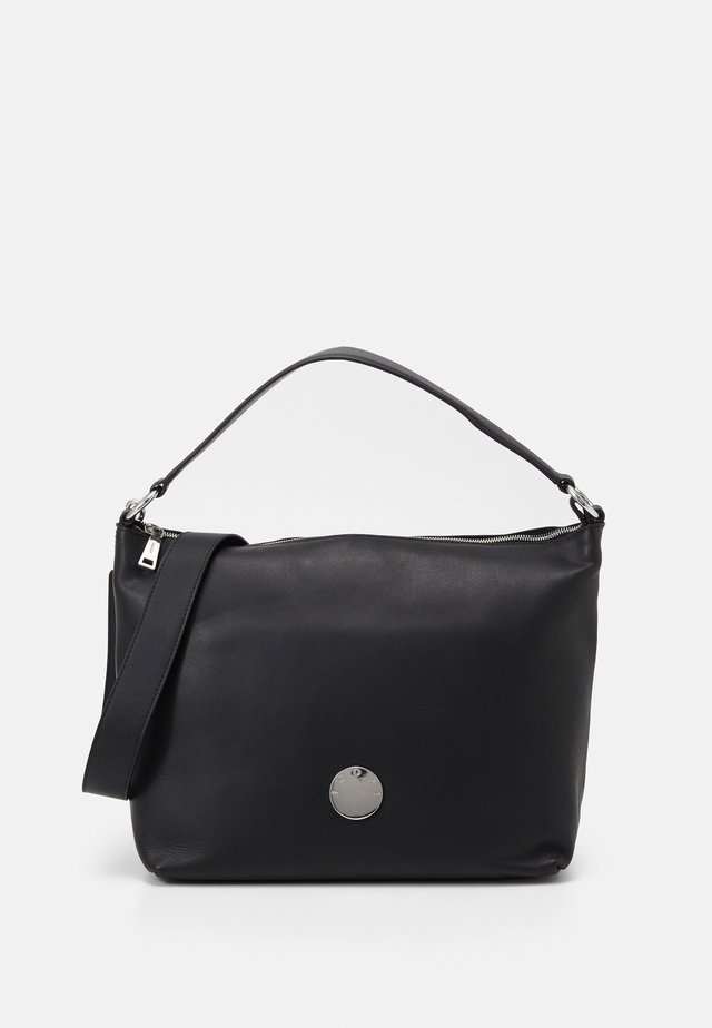 UNICO DALIA HOBO - Handtasche - black