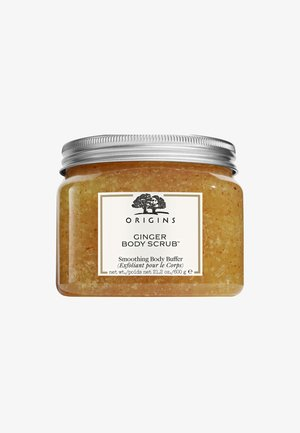 GINGER BODY SCRUB SMOOTHING BODY BUFFER 600G - Body scrub - neutral