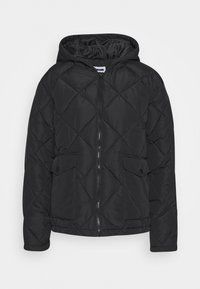 Noisy May Curve - NMFALCON JACKET - Light jacket - black - 0