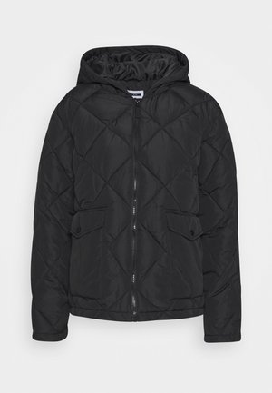 NMFALCON JACKET - Lehká bunda - black