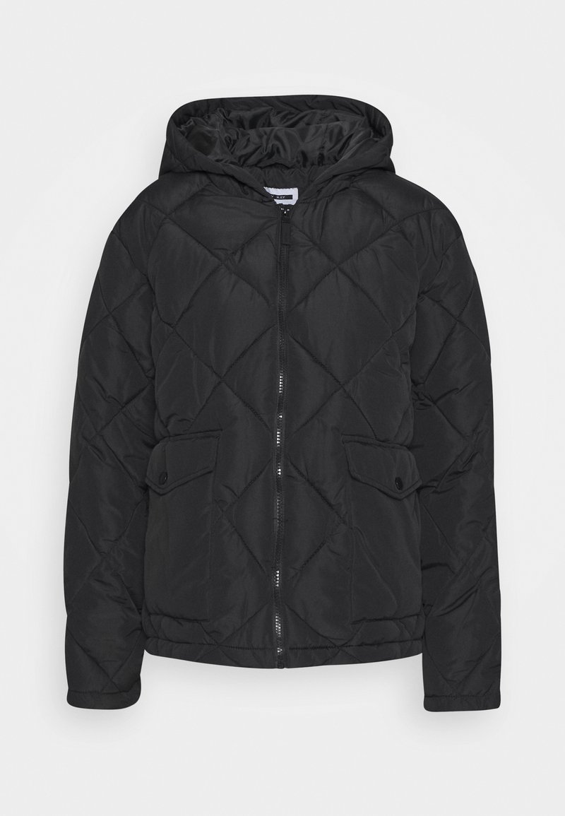 Noisy May Curve - NMFALCON JACKET - Light jacket - black